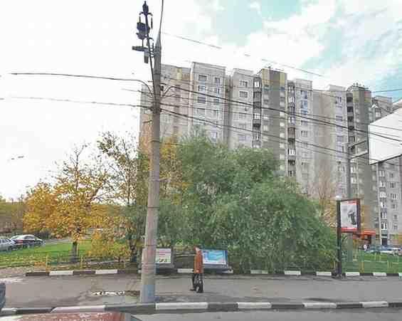 Город Москва. Люсиновская улица 6