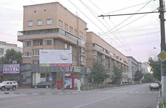 Город Москва. Улица Мытная 52