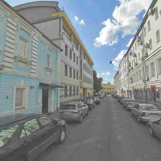 Старинный Малый Каретный переулок 8
