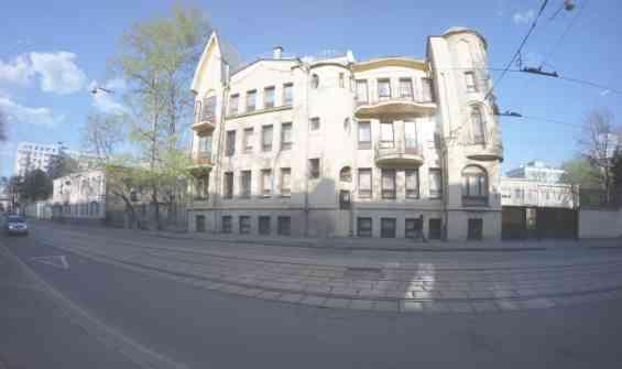 Доходный дом Ломакиной на улице Гиляровского Москва