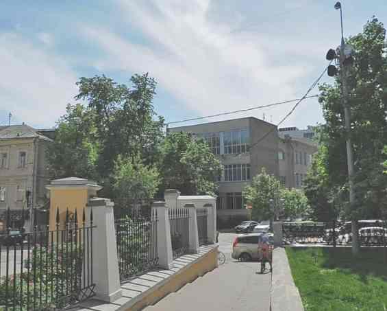 Москва. Ножовый переулок 2