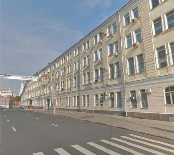 Старинный Фалеевский переулок 3