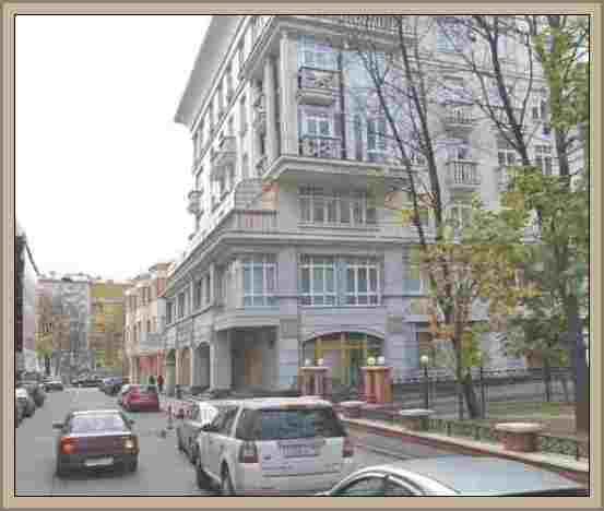 Москва. Малый Козихинский переулок 3
