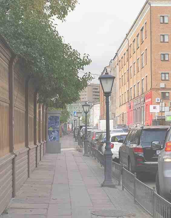 Улица Льва Толстого