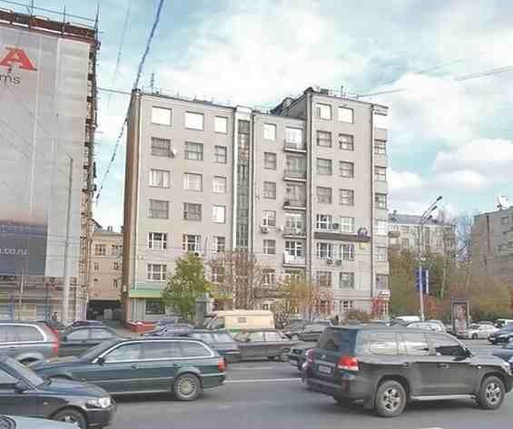 Москва. Зубовский бульвар 16-20 с1