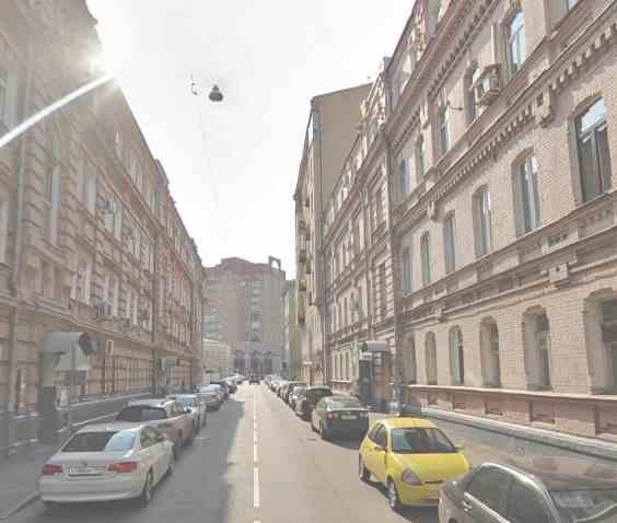 Москва. Бродников переулок 7 с 1