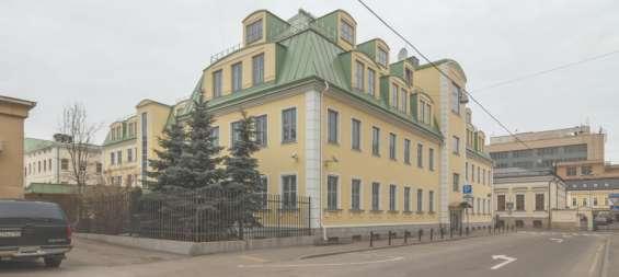 Тихий Щетининский переулок Москвы