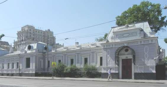 Новокузнецкая улица. Старинный особняк - достопримечательность Замоскворечья