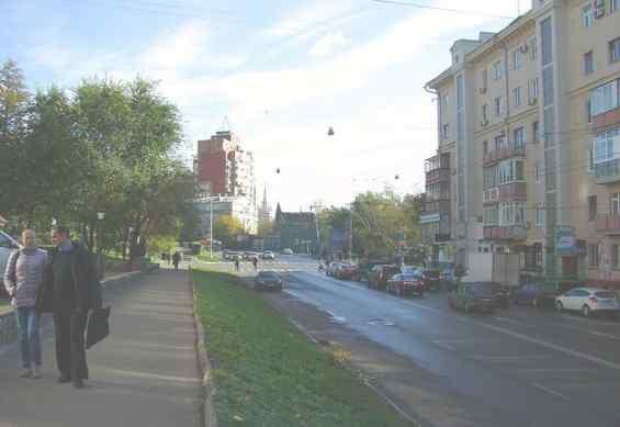 Москва. Шмитовский проезд