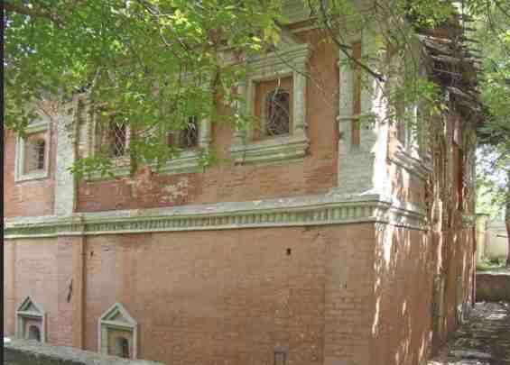 Старинные палаты в слободе Кожевников. Кожевническая улица 19 с 6