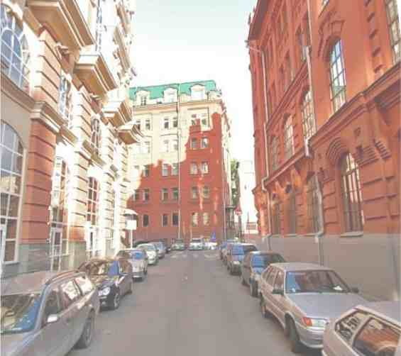 Москва. 1  Голутвинский переулок 3