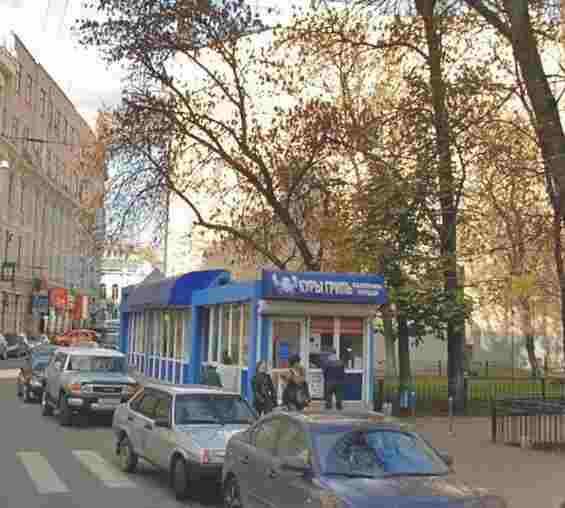Басманный район. Старинный Большой Златоустинский переулок 1 c. 6