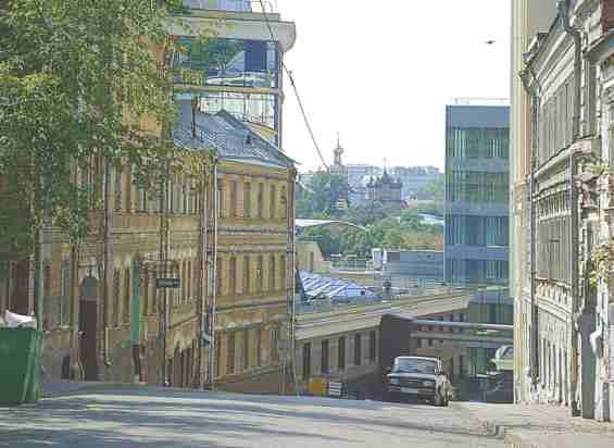 Москва. Мещанский район. Печатников переулок