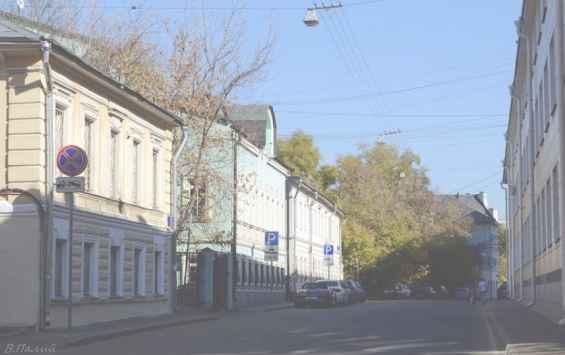 Средний Каретный переулок