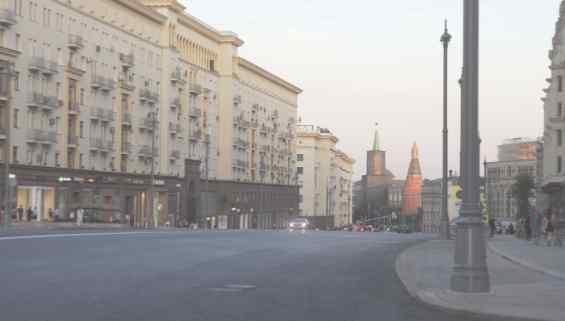 Тверская улица считается главной улицей Москвы