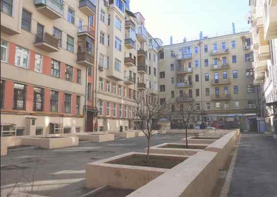 Москва. Знаменитая Тверская улица 6 стр. 3 -5