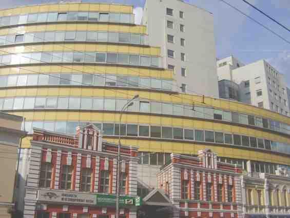Москва. Марксистcкая улица