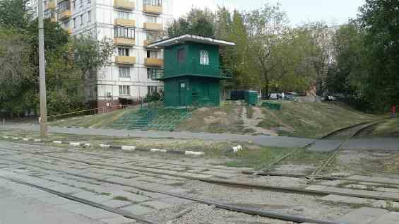 Московская улица Симоновский Вал