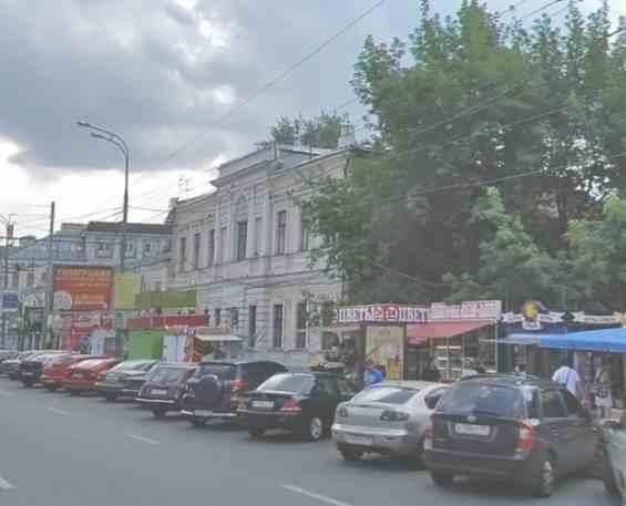 Москва. 1 Колобовский переулок 27 и 3 стр 5