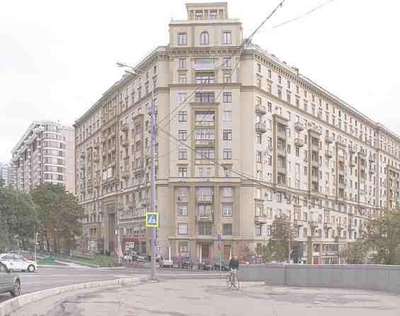 Достопримечательность Москвы